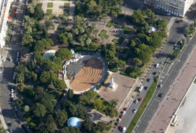 Albert 1st Garden car park in Nice: prices and subscriptions - Touristic place car park | Onepark