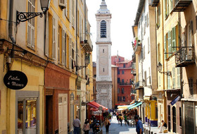 Vieux-Nice car parks in Nice - Book at the best price