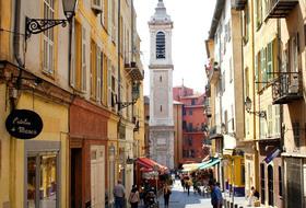 Parcheggi Vieux-Nice a Nice - Prenota al miglior prezzo