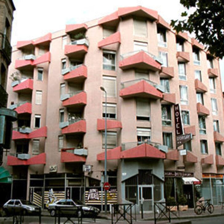 ORSAY Hotel Parking (Exterieur) Toulouse
