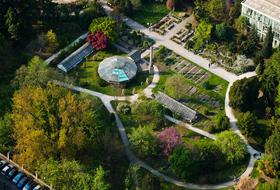 Parkings Jardin Botanique de l'université à Strasbourg - Réservez au meilleur prix