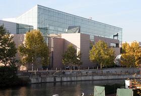 Parkings Musée d'Art Moderne et Contemporain à Strasbourg - Réservez au meilleur prix