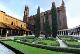 Couvent des Jacobins car parks in Toulouse - Book at the best price