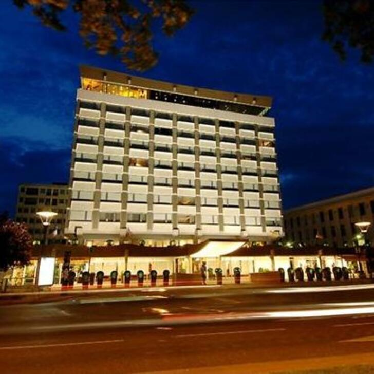 SOFITEL LYON BELLECOUR Hotel Parking (Overdekt) Lyon
