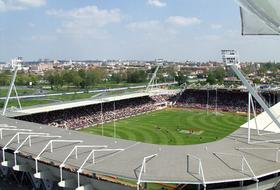 Parkplätze Ernest-Wallon-Stadion in Toulouse - Ideal für Spiele und Konzerte