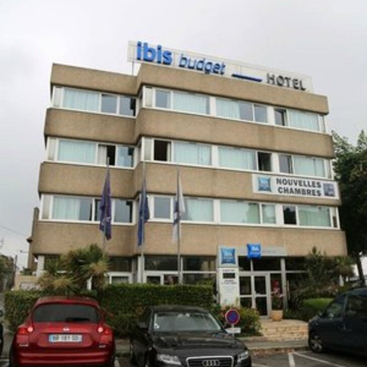 Parking Hotel IBIS BUDGET SAINT-MALO CENTRE (Cubierto) Saint-Malo