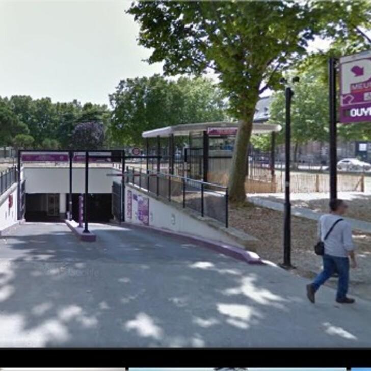 Parking Public URBIS PARK ANDRÉ MEUNIER (Couvert) Bordeaux