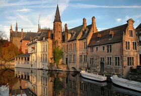 Car parks in Bruges - Book at the best price