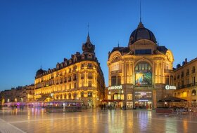Car parks in Montpellier - Book at the best price