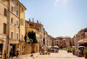 Car parks in Aix en Provence - Book at the best price