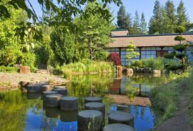 Parkeerplaatsen Isle of Versailles / Japanse tuin in Nantes - Boek tegen de beste prijs
