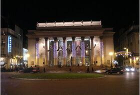 Parques de estacionamento Teatro Graslin em Nantes - Ideal para espectáculos