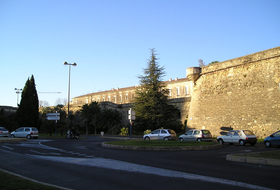 Citadelle car parks in Montpellier - Book at the best price