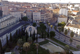 L'Écusson car parks in Montpellier - Book at the best price