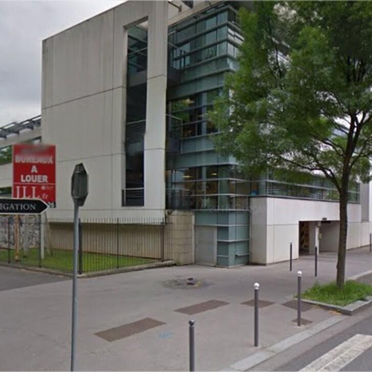 Parking Público URBIS PARK VAISE (Cubierto) Lyon
