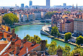 Car parks in Lyon city centre - Book at the best price