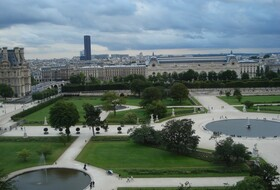 Tuileries Gardens car parks in  - Book at the best price