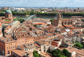 Car parks in Toulouse - Book at the best price