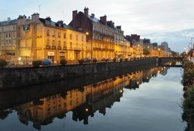 Parkings Quais de la Vilaine à Rennes - Réservez au meilleur prix
