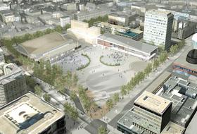 Parkings Esplanade Charles De Gaulle à Rennes - Réservez au meilleur prix