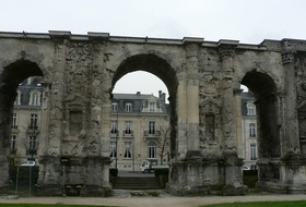 Mars Gate car parks in Reims - Book at the best price
