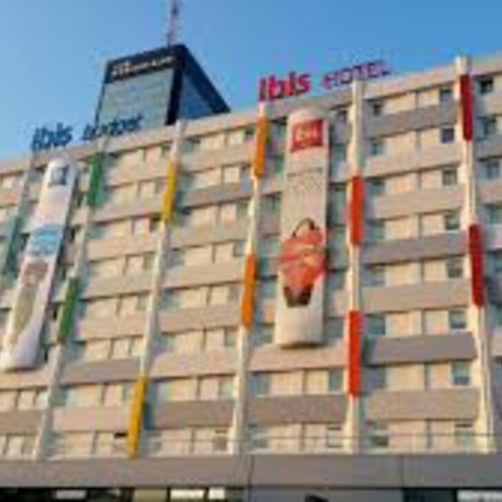 Parking Hotel IBIS PARIS PORTE DE BAGNOLET (Cubierto) Bagnolet