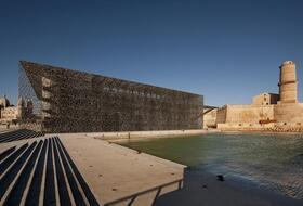 Parkings MUCEM-Musée des civilisations de l'Europe et de la Méditerranée à Marseille - Réservez au meilleur prix