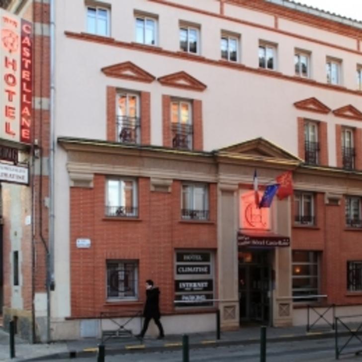 Parking Hotel CASTELLANE (Cubierto) Toulouse