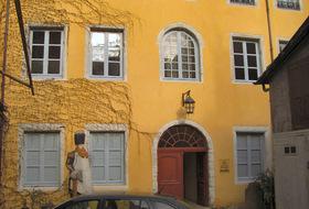 Parkings Museo de la antigua Saint-Etienne en Saint Etienne - Reserva al mejor precio