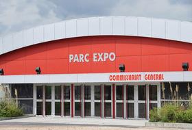 Parkings Parc Expo 42 à Saint Etienne - Réservez au meilleur prix