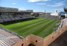 Parkings Stade Mayol à Toulon - Idéal matchs et concerts