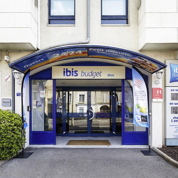IBIS BUDGET BLOIS CENTRE Hotel Parking (Overdekt) Blois
