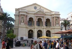 Toulon Opera car parks in Toulon - Book at the best price