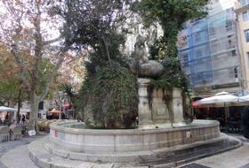 Parkings Place Puget à Toulon - Réservez au meilleur prix