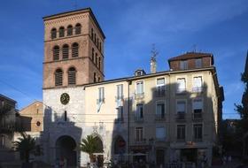 Parkings Cathédrale Notre Dame à Grenoble - Réservez au meilleur prix