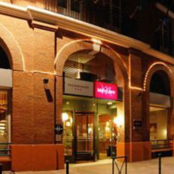 Parking Hotel MERCURE TOULOUSE CENTRE WILSON CAPITOLE (Cubierto) Toulouse