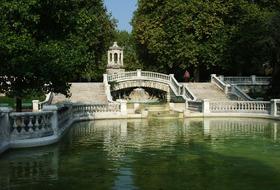 Parkplätze Darcy Garten in Dijon - Buchen Sie zum besten Preis