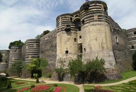Parkings Château d'Angers à Angers - Réservez au meilleur prix