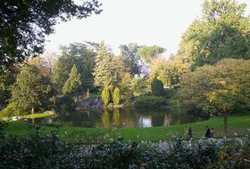 Parkings Jardin des Plantes à Angers - Réservez au meilleur prix