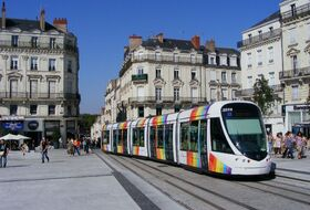 Place du Ralliement car parks in Angers - Book at the best price