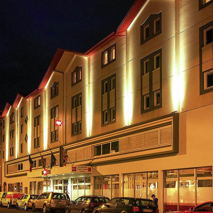 Parking Hôtel IBIS BAYONNE CENTRE (Couvert) Bayonne
