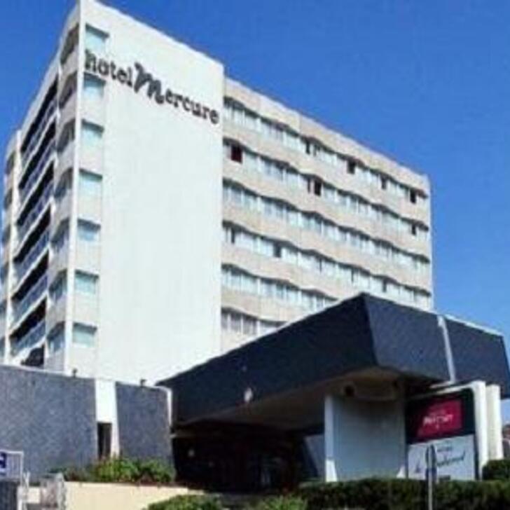 Hotel Parkhaus MERCURE ORLÉANS CENTRE (Überdacht) Orléans
