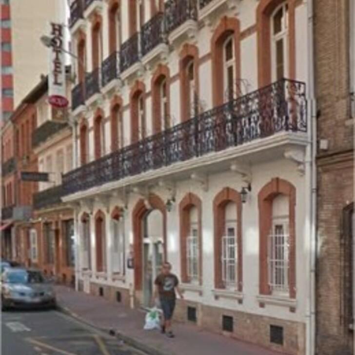 Parking Hôtel RIQUET (Couvert) Toulouse