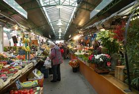 Parcheggio Mercato di Les Enfants Rouges a Parigi: prezzi e abbonamenti - Parcheggio di quartiere | Onepark