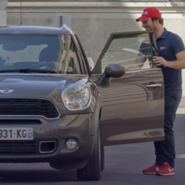 Parking Service Voiturier DROP DON'T PARK (Extérieur) Paris