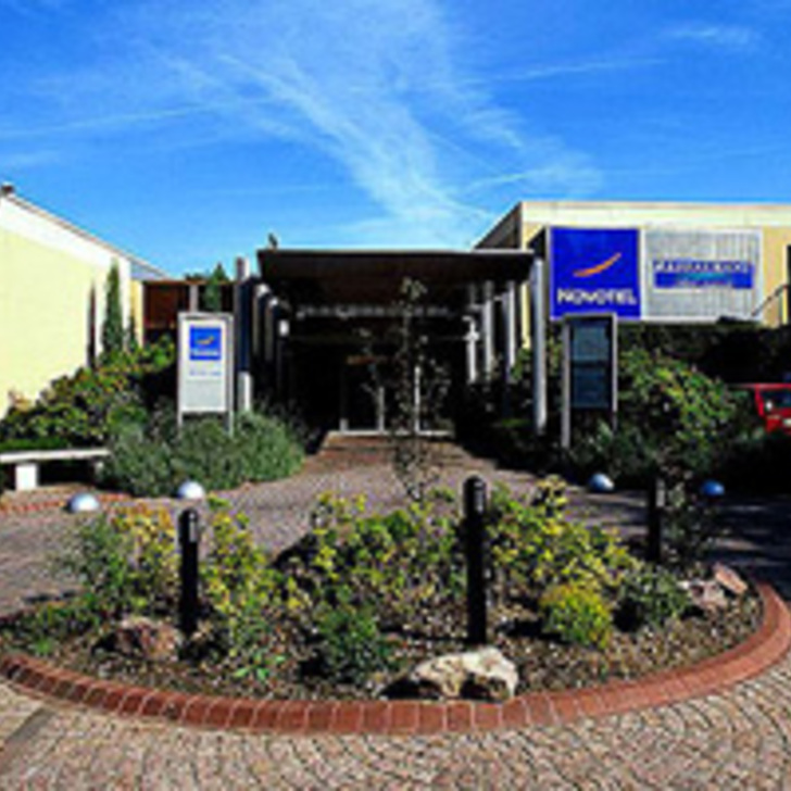 NOVOTEL ROUEN SUD Hotel Parking (Exterieur) Saint-Étienne-du-Rouvray