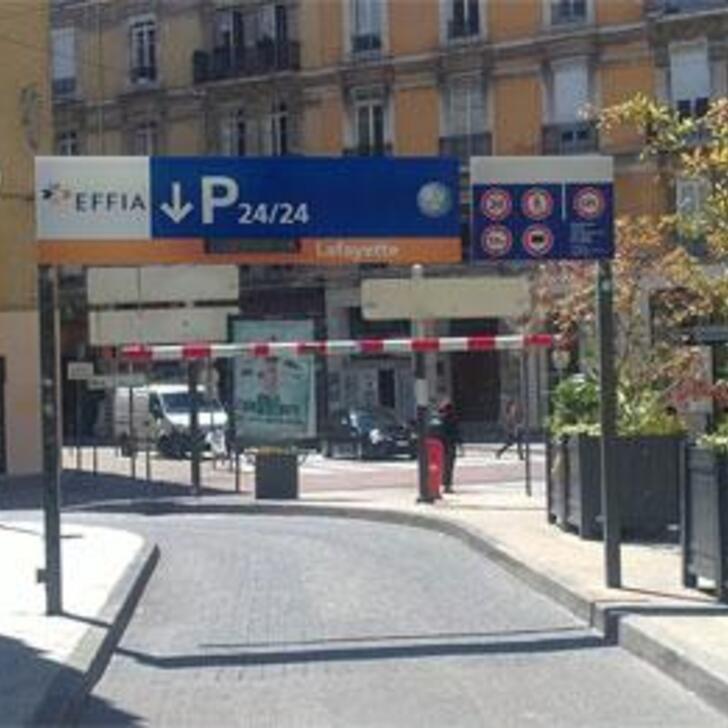 Estacionamento Público GRENOBLE LAFAYETTE - PARK GRENOBLE ALPES METROPOLE (Coberto) Grenoble
