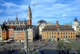 Car parks in Lille city centre - Book at the best price