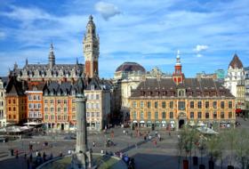Parkings Centre-ville de Lille - Réservez au meilleur prix