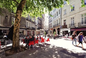 Car parks in Nantes city centre - Book at the best price
